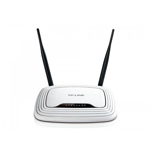 Безпровідний Wi-FI  маршрутизатор зі швидкість до 300 Мбіт/с TP-Link TL-WR841ND