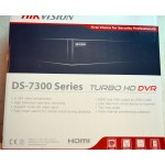 Відеореєстратор Turbo HD 16 каналів HD/аналогових + 2IP відеокамери Hikvision DS-7316HQHI-SH